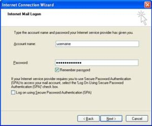 how to set up bigpond.net.au email in outlook 2017